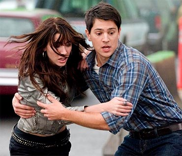 A scene from Final Destination 5