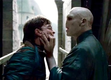 A scene from Harry Potter And The Deathly Hallows 2
