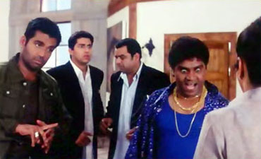 A scene from Awaara Paagal Deewana