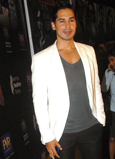 Dino Morea