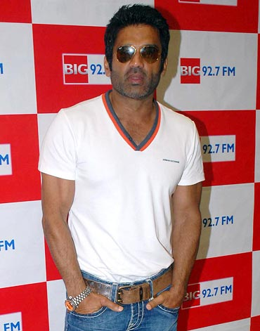 Suniel Shetty