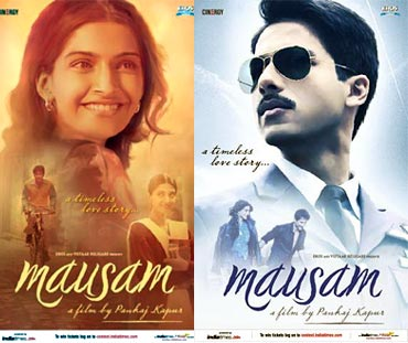 Posters of Mausam