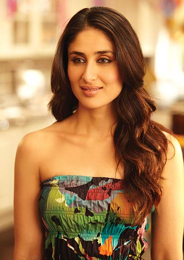 Kareena Kapoor in We Are Family