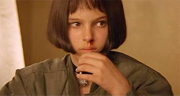 Natalie Portman in Leon: The Professional