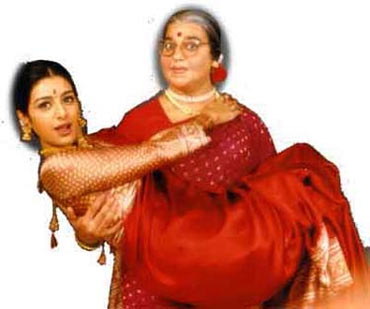 A scene from Chachi 420