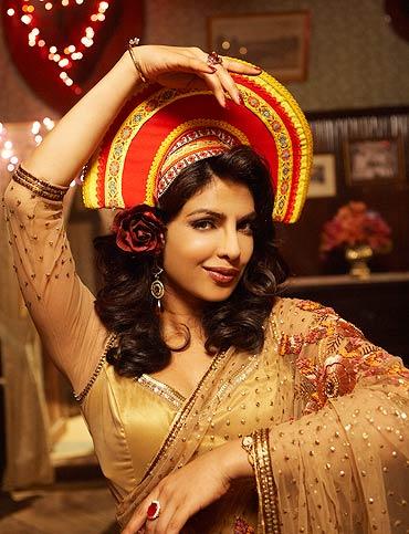 Priyanka Chopra in 7 Khoon Maaf