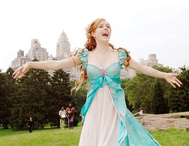 A scene from Enchanted