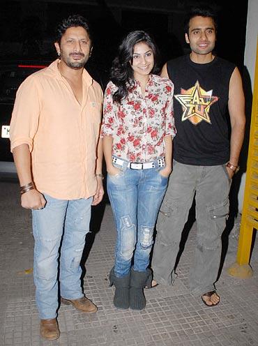 Arshad Warsi, Pooja Gupta and Jackky Bhagnani