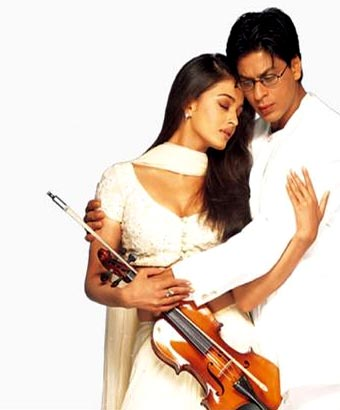 A scene from Mohabbatein