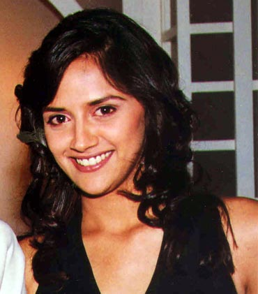 Ahana Deol