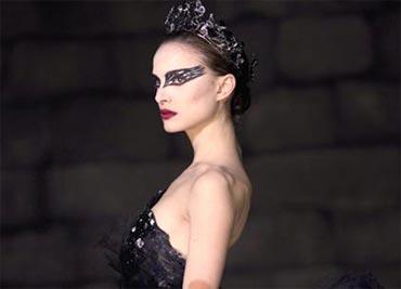 A scene from Black Swan