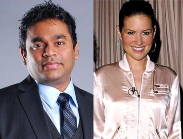 A R Rahman and Dido