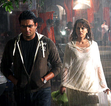A scene from Tanu Weds Manu