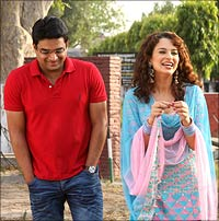 A scene from Tanu Weds Manu