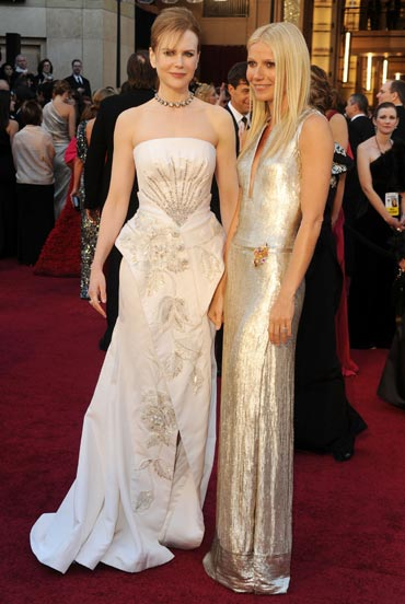 Nicole Kidman and Gwyneth Paltrow