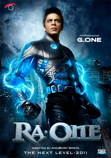 The Ra.One poster