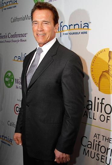 arnold schwarzenegger 2011. Arnold Schwarzenegger
