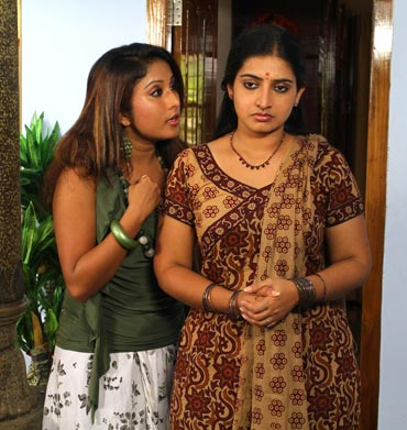 A scene from Maharani
