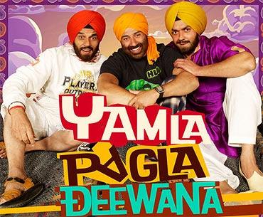 The Yamla Pagla Deewana poster