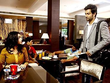 A scene from Arjuna Sakshi