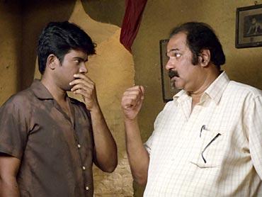 Pa Vijay and Suresh Krissna