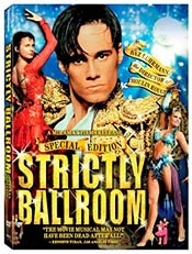 Strictly Dancing DVD