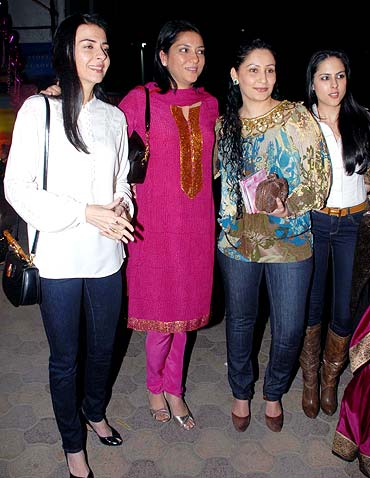 Priya Dutt Roncon Namrata Gaurav