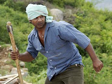 Vijay in Veerabahu