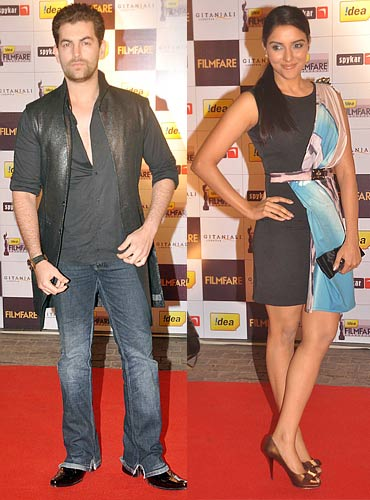Neil Nitin Mukesh and Asin
