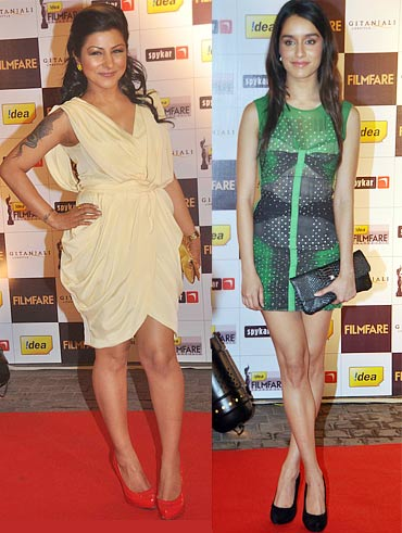 Hard Kaur and Shraddha Kapoor