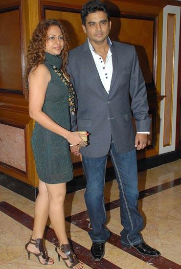 Sarita Birje and R Madhavan