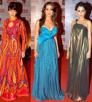 Kalki Koechlin, Mahie Gill and Antara Mali