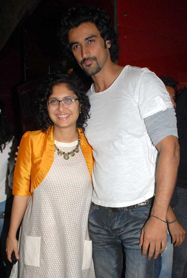 Kiran Rao and  Kunal Kapoor