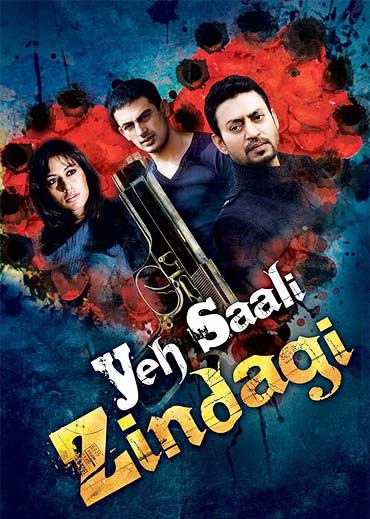 Movie poster of Yeh Saali Zindagi