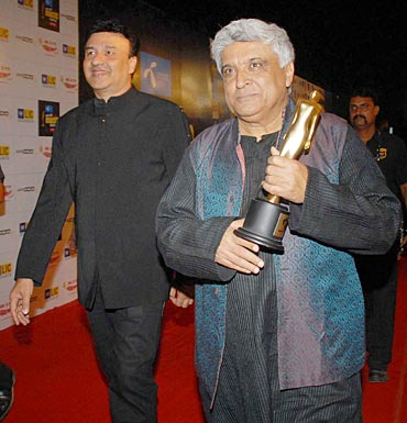 Anu Malik and Javed Akhtar
