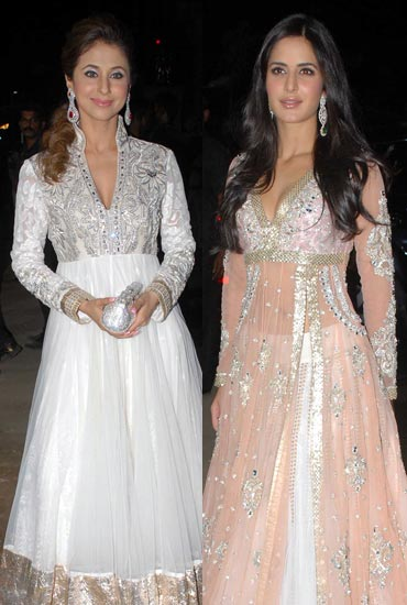 Urmila Matondkar and Katrina Kaif