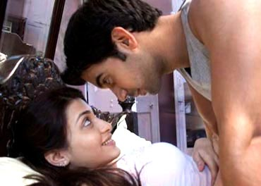 A still from Ragini MMS