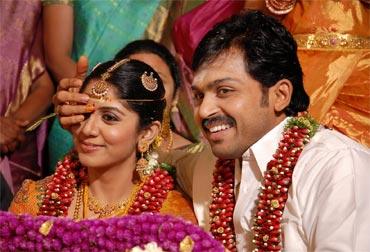 Ranjini and Karthi