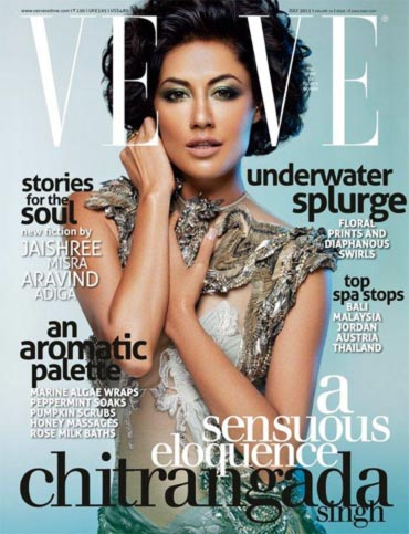 Chitrangada Singh on Verve