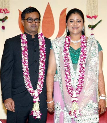 Selvaraghavan and Geetanjali