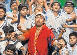 A still from Chillar Party