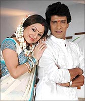 A still from Shrimati