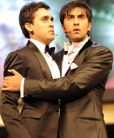 Imran Khan and Ranbir Kapoor