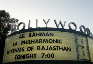 Rahman's show