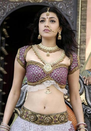 Kajal Agarwal in Magheedhara