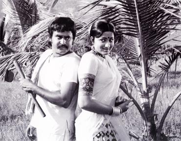 A still from Murattu Kalai