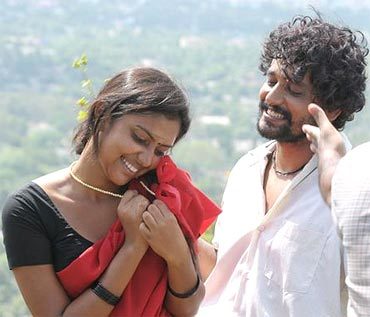 A still from Mynaa