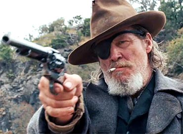 A still from True Grit
