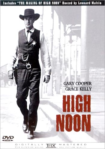 Movie poster of High Noon