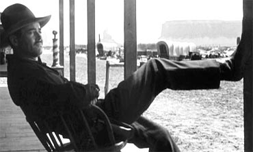 A still from My Darling Clementine